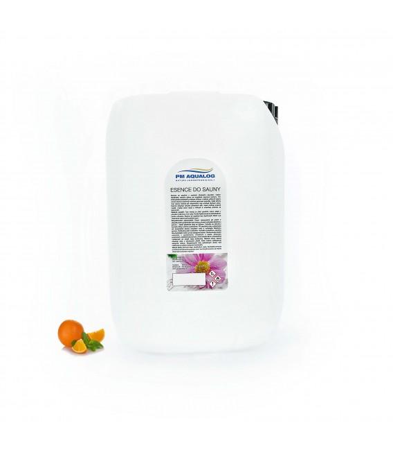 Saunová esence pomeranč-máta