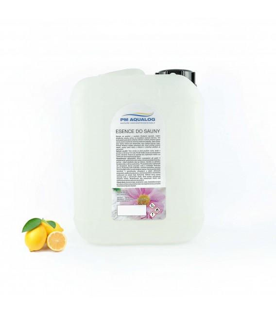 Saunová esence citron