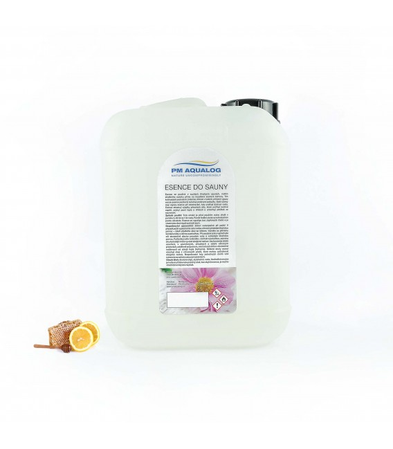 Saunová esence citro-med