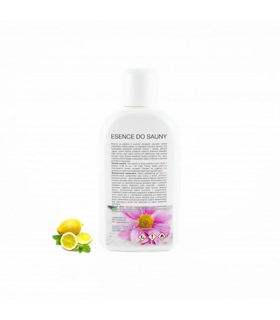 Saunová esence citro-meduňka