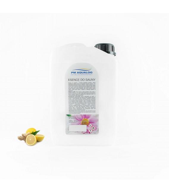 Saunová esence zázvor-citro