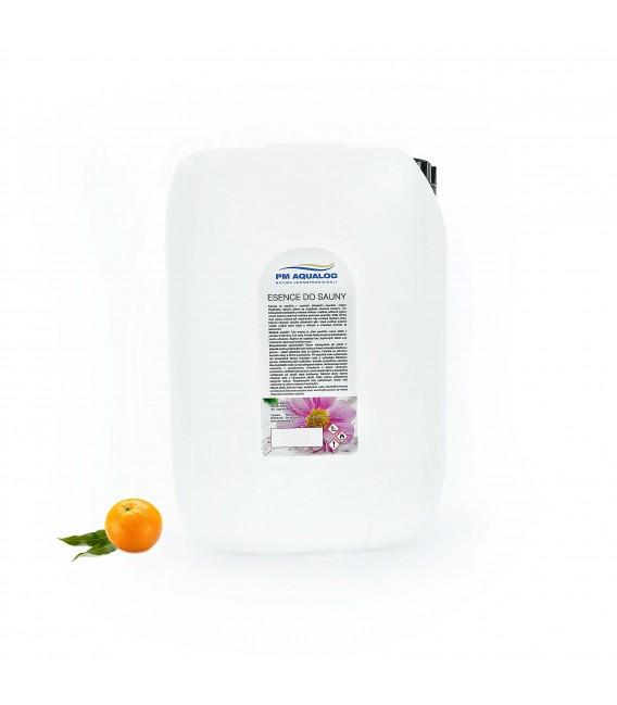 Saunová esence eukalyptus-pomeranč