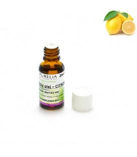 Přírodní éterický olej PURELIA citron