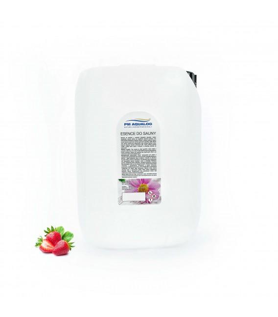 Saunová esence jahoda