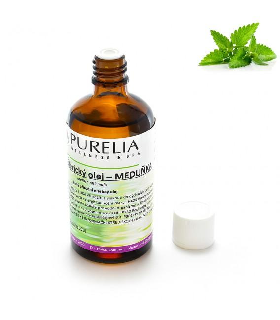Přírodní éterický olej PURELIA meduňka