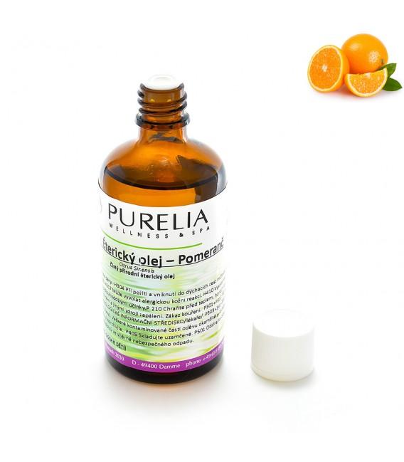 Přírodní éterický olej PURELIA pomeranč