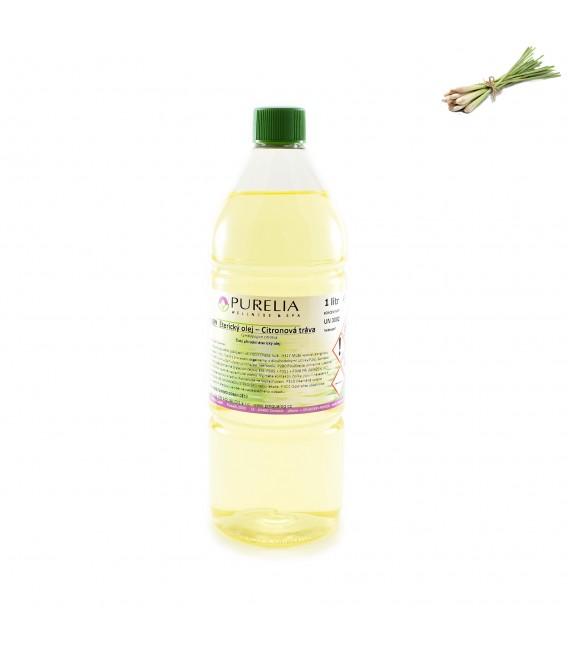Přírodní éterický olej PURELIA citronová tráva