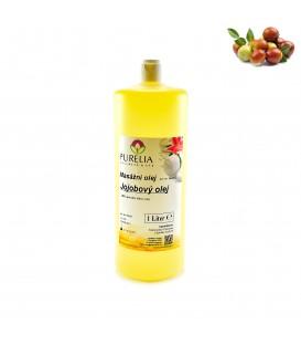 Přírodní masážní olej PURELIA jojoba