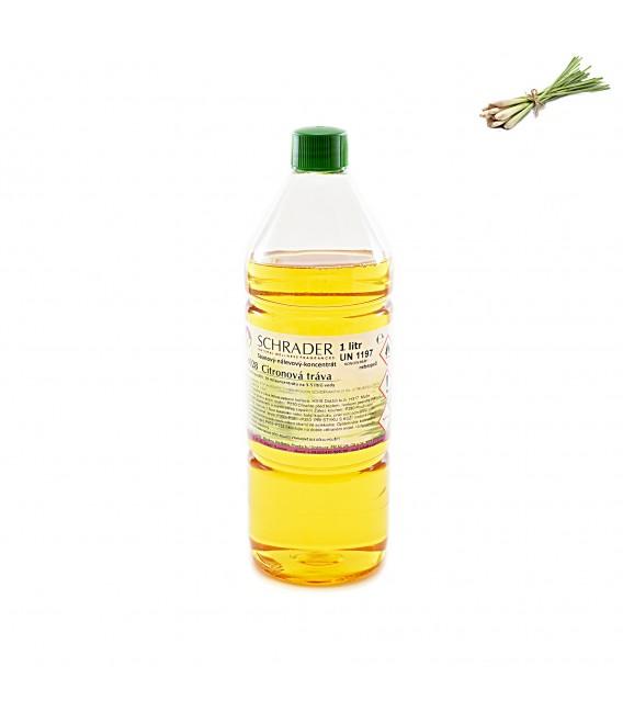 Saunová esence SCHRADER citrónová tráva