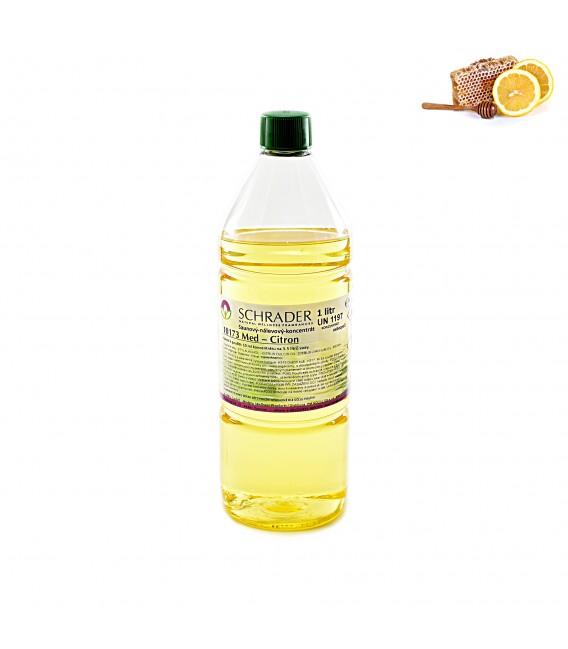 Saunová esence SCHRADER med citrón