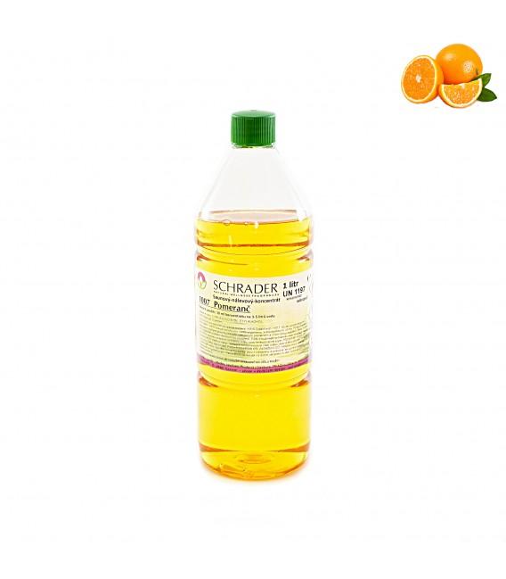Saunová esence SCHRADER pomeranč