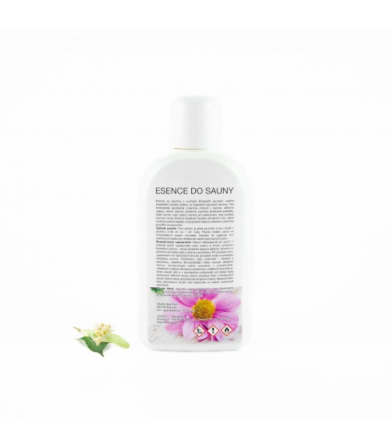 Saunová esence lipový květ