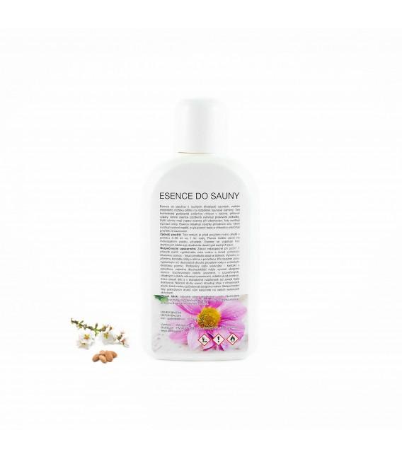 Saunová esence mandlový květ
