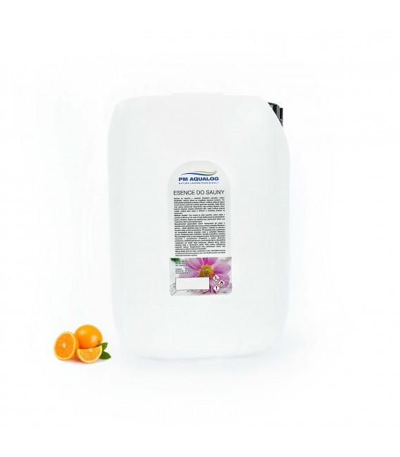 Saunová esence pomeranč