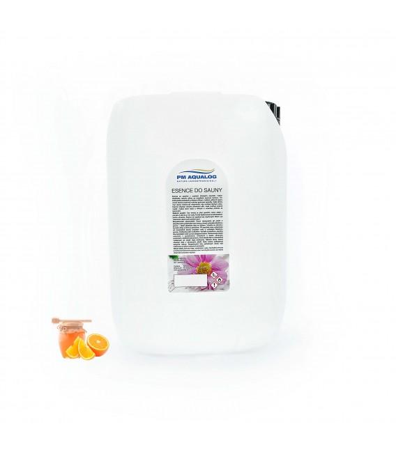 Saunová esence pomeranč-med