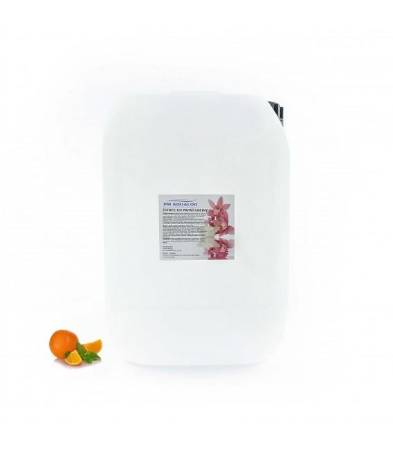 Esence do parních kabin pomeranč-máta