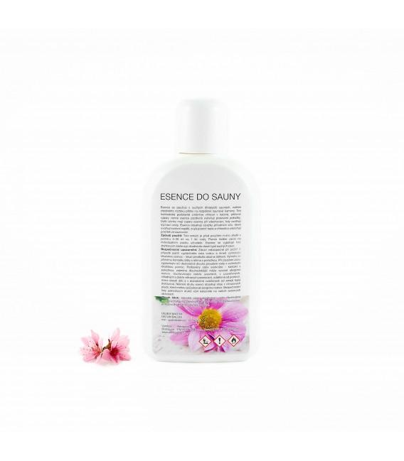 Saunová esence broskvový květ